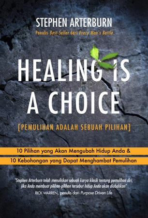 HEALING IS A CHOICE